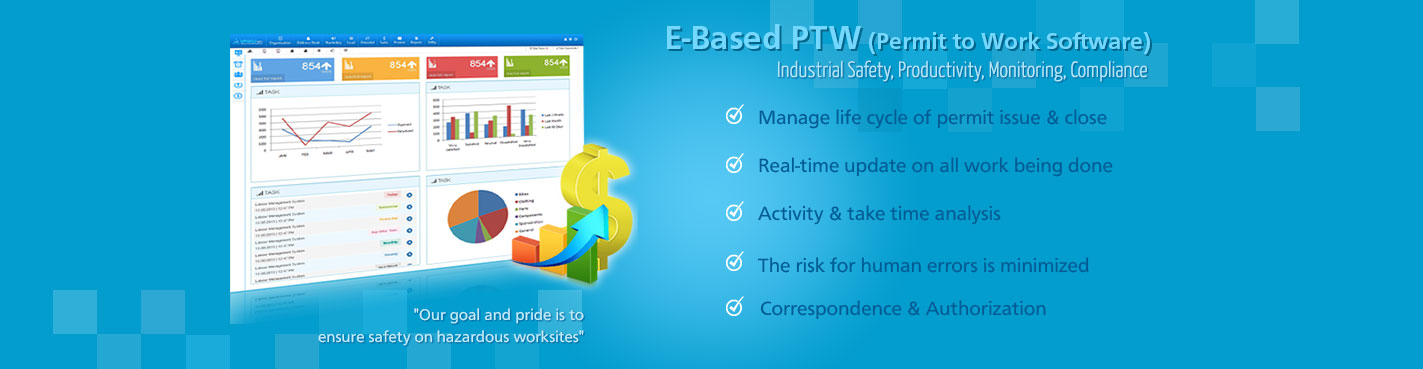 E-Based PTW (Permit to Work Software)