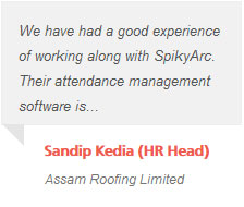 Sandip Kedia (HR Head)- Assam Roofing Limited